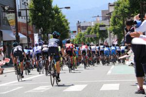ツアー・オブ・ジャパン南信州ステージ201606